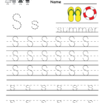 19 Cool Letter S Worksheets | Kittybabylove