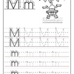 2 Preschool Letter N Tracing Worksheets In 2020 | Printable