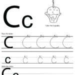 28 Letter C Worksheets For Young Learners | Kittybabylove