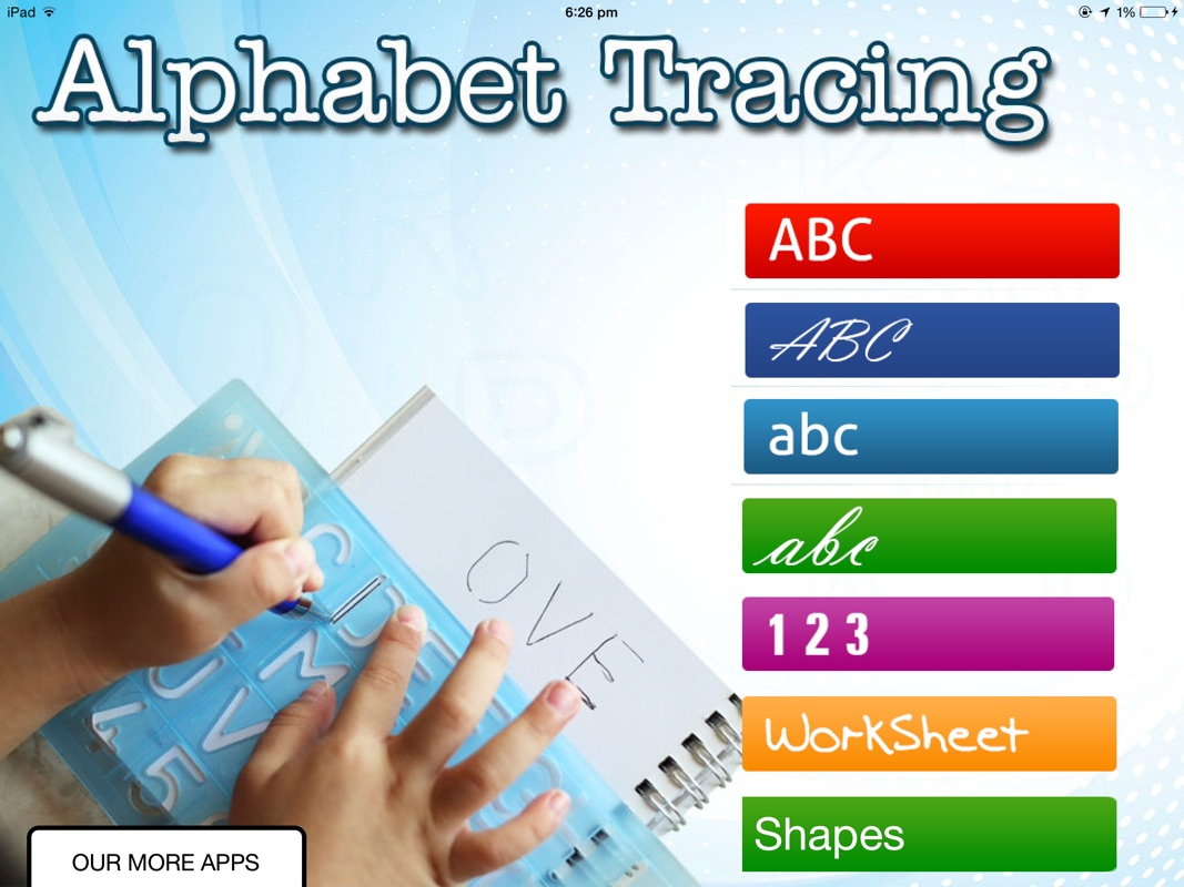 3 Minutes To Hack Abc Alphabet Tracing – Kids Learn To Write