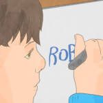 3 Ways To Teach A Child To Write Their Name - Wikihow