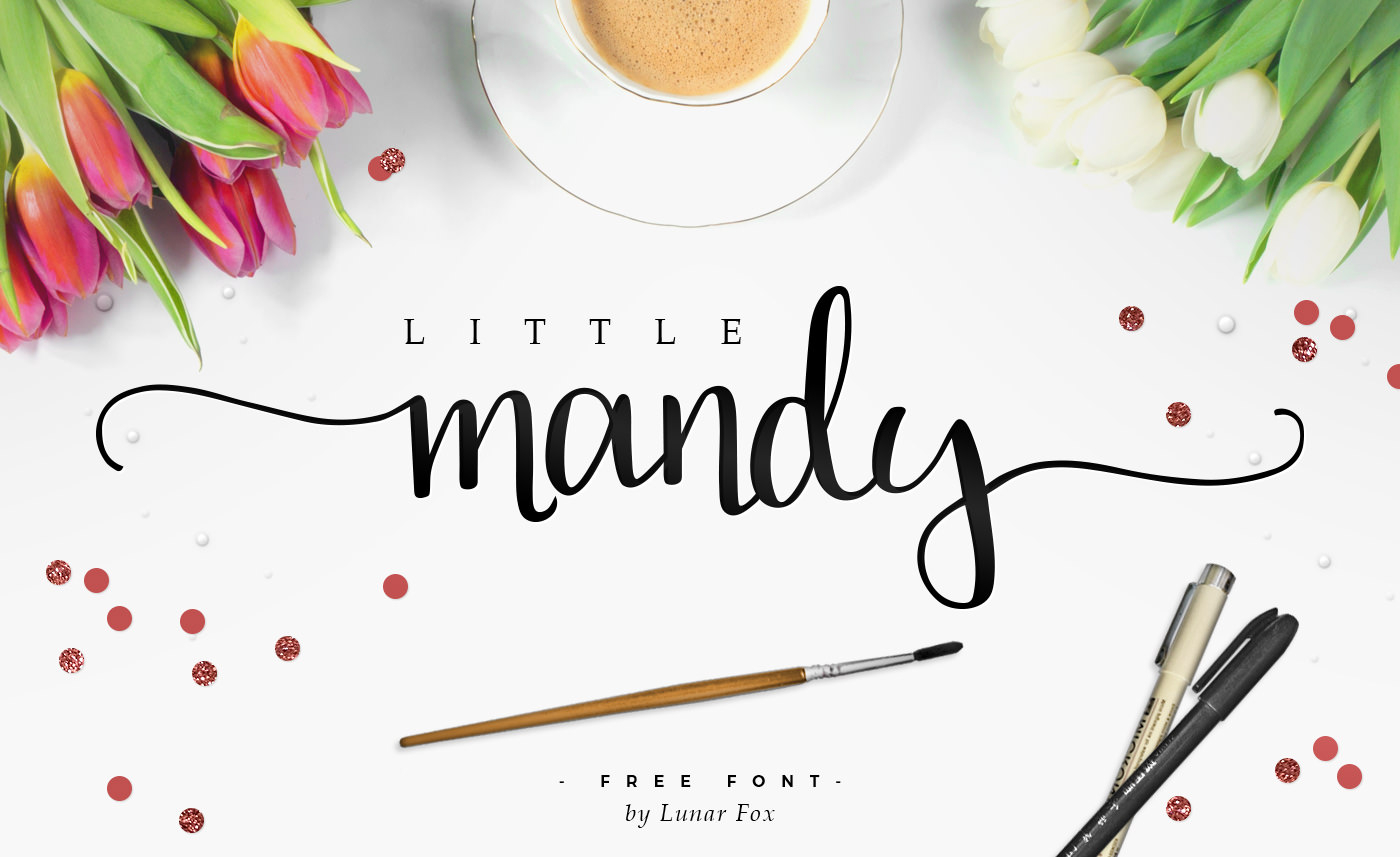 30 Free Handwriting Fonts And Calligraphy Scripts For