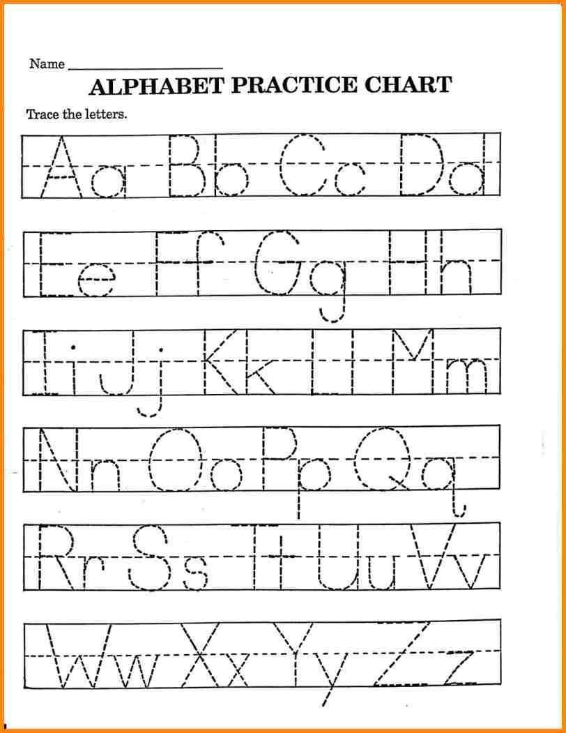 4 Number Tracing 7 Worksheets 7 Pre K Worksheets Printable