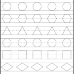 4 Pattern Writing Worksheets For Preschool - Share Worksheets