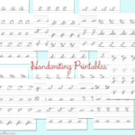 50 Best Handwriting Curriculum Images | Handwriting Practice