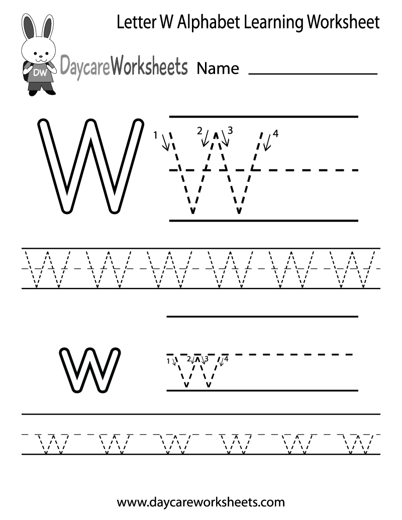 6 Best Images Of Free Printable Alphabet Worksheets - Free