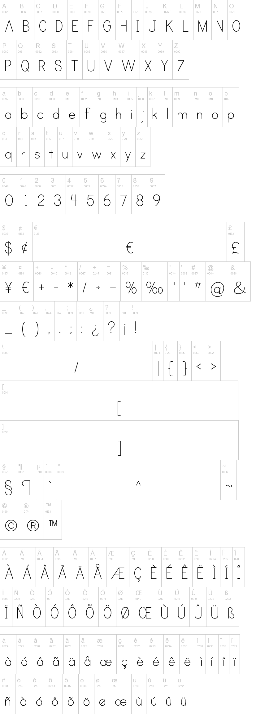 A Free Downloadable Font With Dashed Lines To Make Your Own
