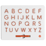 A-To-Z Magnetic Tablet | Educational Toy, For Kids, Alphabet