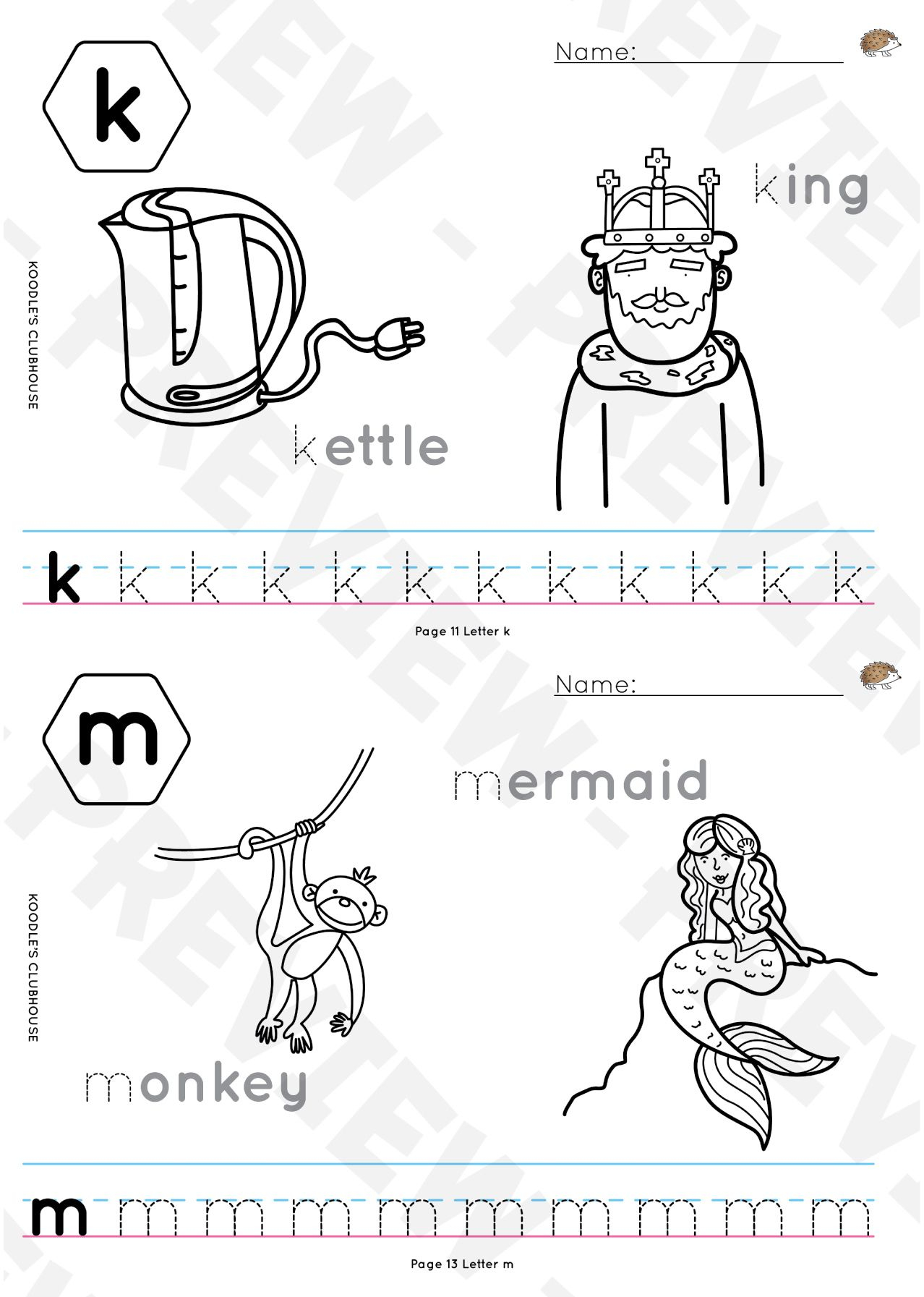 A To Z Tracing Worksheets | Tracing Worksheets, Letter