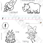 A To Z Tracing Worksheets | Tracing Worksheets, Teaching