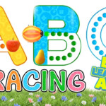 A-Z Phonics Tracing Abc With Dave & Ava | Best Educational App For Kids
