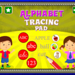 Abc Alphabet Tracing Game For Android - Apk Download