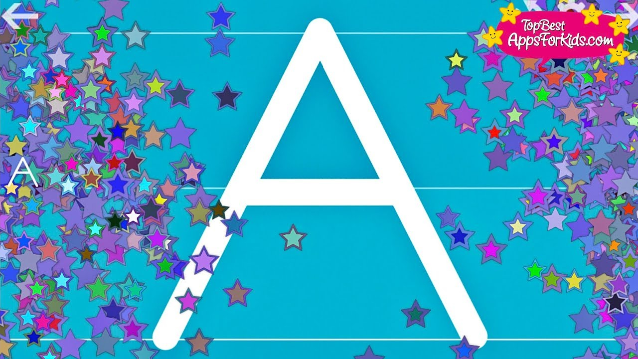 Abc ✍️ Learn To Write The Alphabet ⭐️ Writing Wizard Letter Tracing App For  Kids