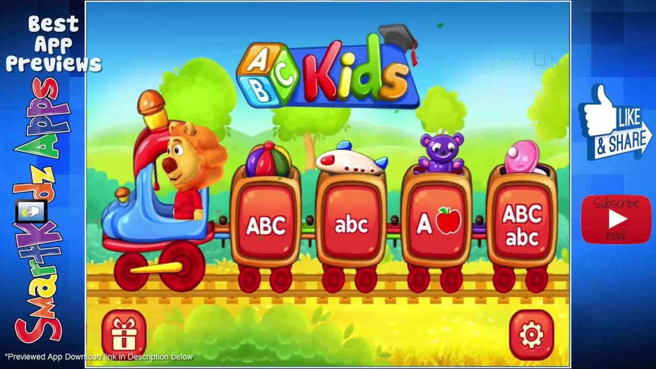 Abc Kids - Tracing & Phonics Free App For Kids Learning Alphabets And  Phonics