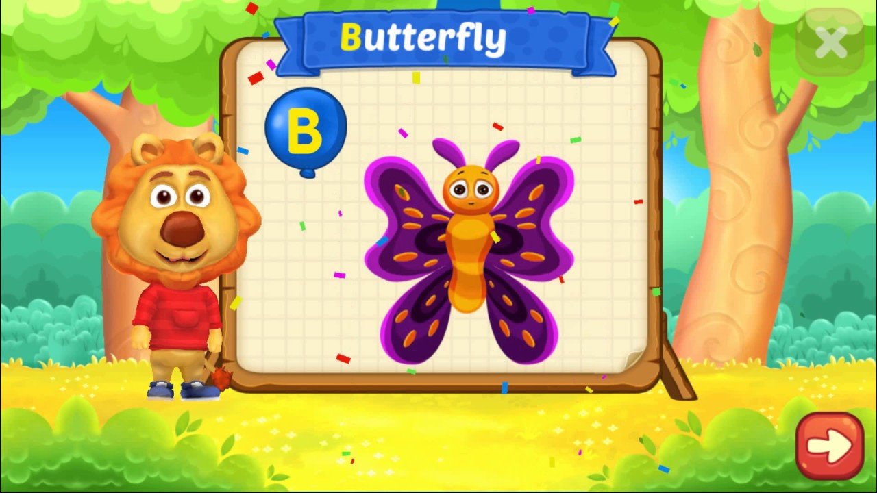Abc Kids - Tracing & Phonics | Learn Abc Alphabets Images | Free App (Rv  Appstudios) For Kids