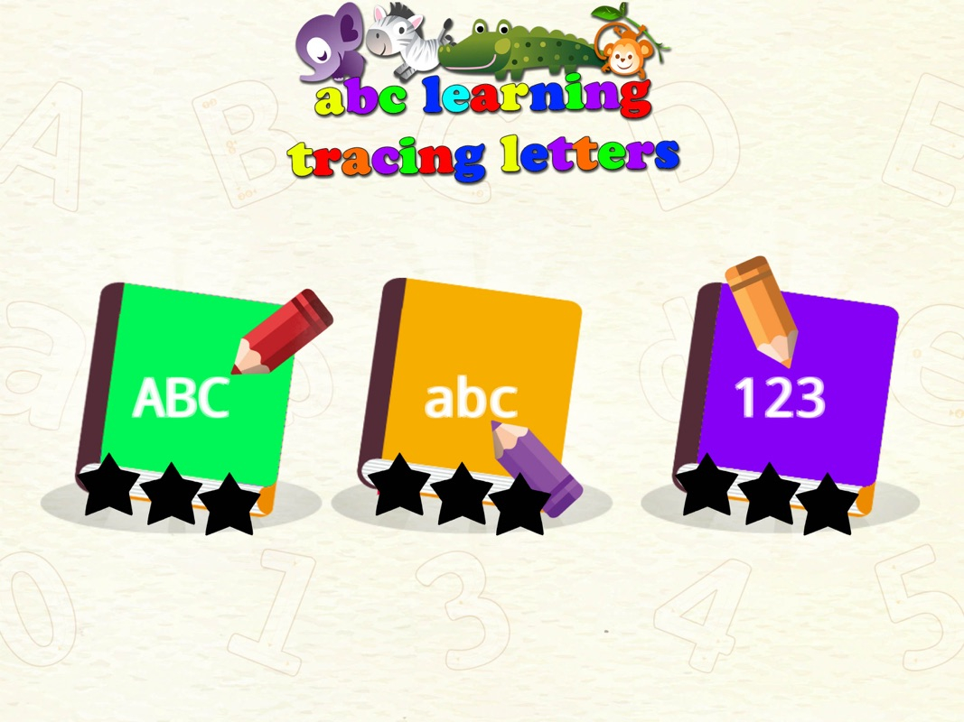 Abc Learning Tracing Letters - Online Game Hack And Cheat