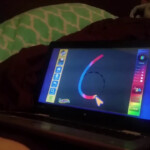 Abc Mouse Trace The Letter Rainbow Drawing Kids Games - Youtube