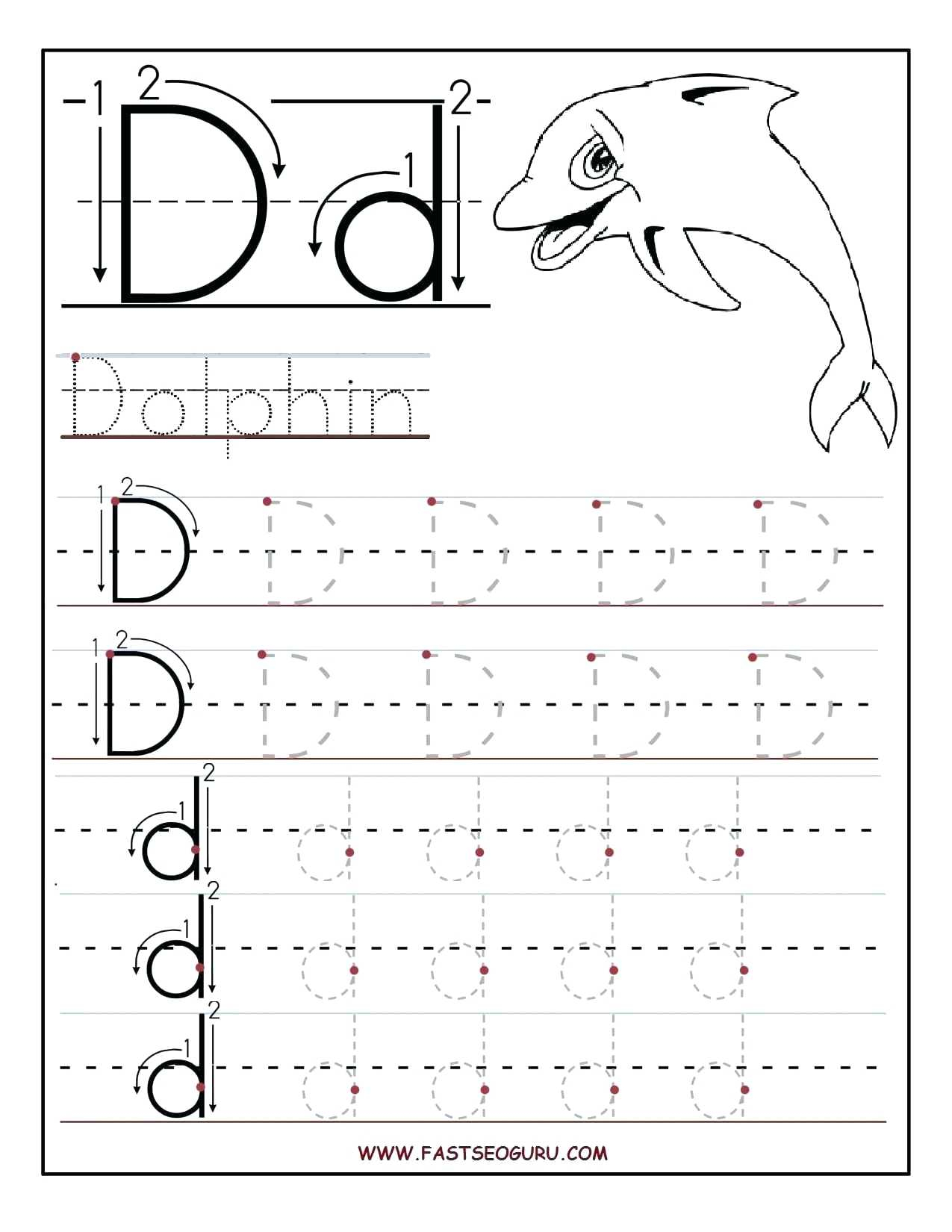 Abc Worksheets For 3 Year Olds | Printable Worksheets And