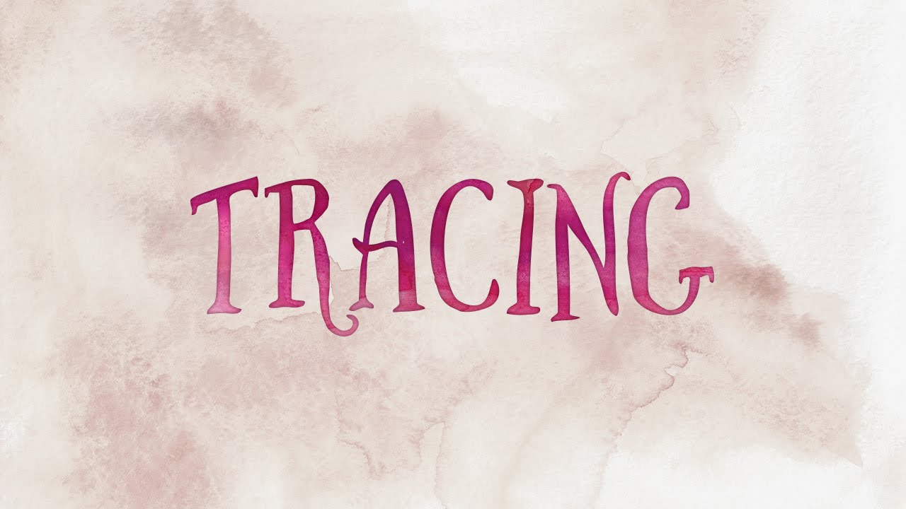 Adobe Illustrator Cc - Image Tracing Your Typography