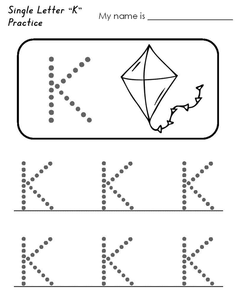 Alphabet For Preschool Activity In 2020 | Printable
