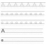 Alphabet Letters Tracing Pages | Printable Tracing Practice
