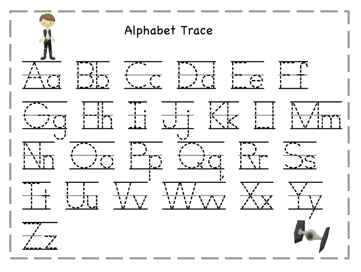Alphabet Tracing Worksheets Free Free Collection Of Letter A