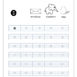 Alphabet Tracing Worksheets - Small Letters - Alphabet