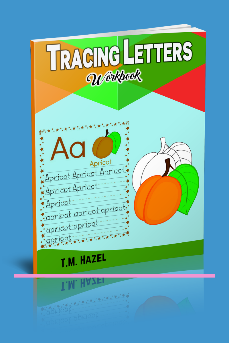Amazing Trace Letters Alphabet Workbook Will Teach Your