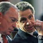 As Gov. Andrew Cuomo Looks To Michael Bloomberg For Contact