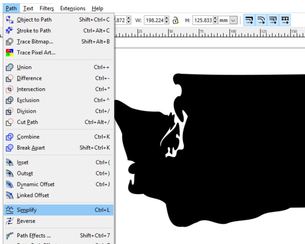 Ask A Font Creator: Knockouts And Perspective In Inkscape