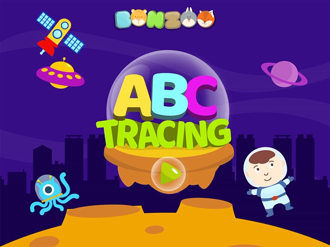 Bonzoo: Abc Tracing App For Iphone - Free Download Bonzoo
