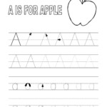 Coloring-Pages-Preschool-Abc-Printables | Preschool Tracing
