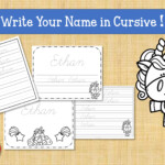 Create Your Own Handwriting Worksheets | Printable