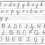 Cursive Handwriting ~ Step-By-Step For Beginners | Cursive