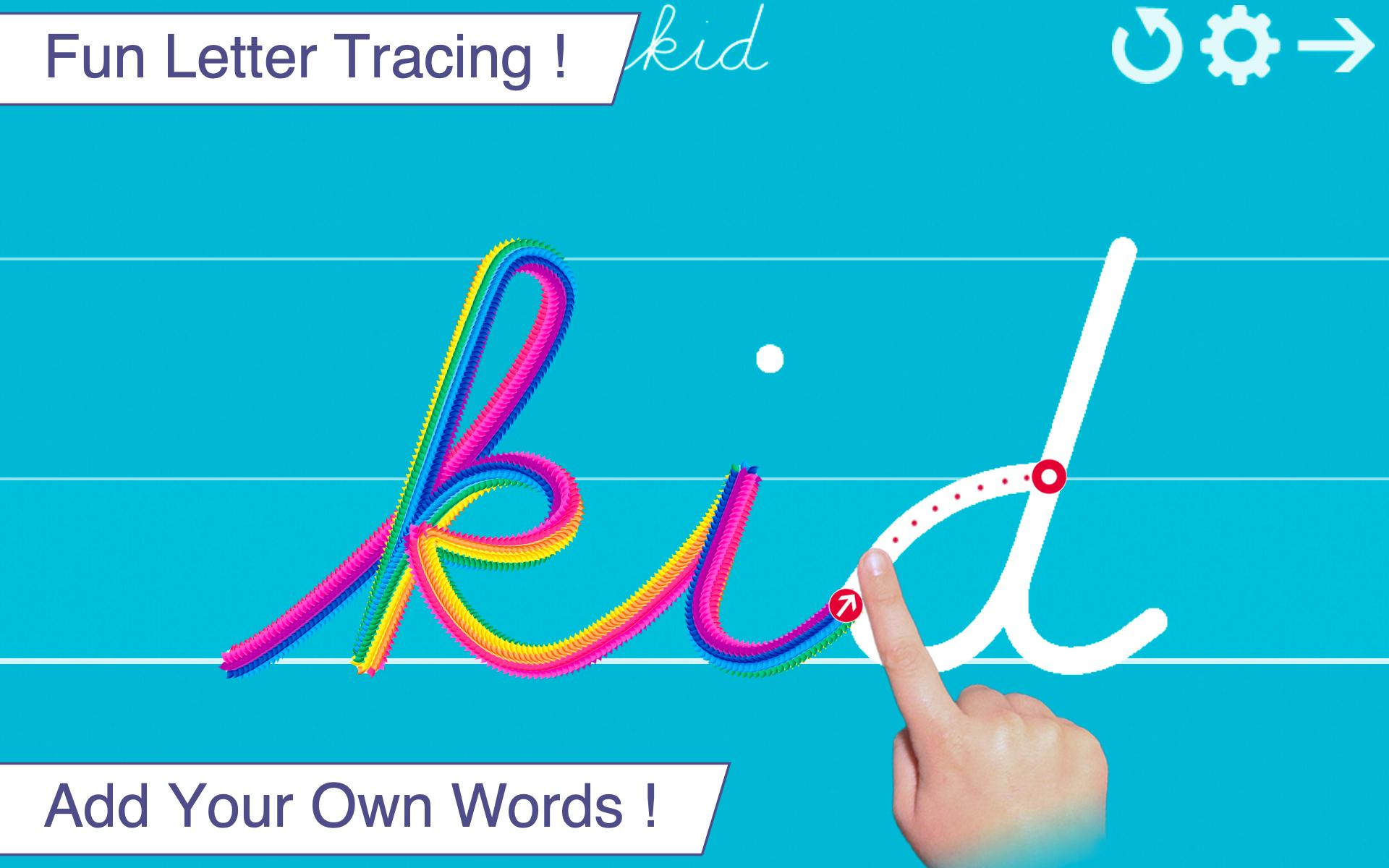 Cursive Writing Wizard For Android - Apk Download