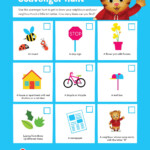 Daniel Tiger's Neighbourhood Scavenger Hunt | Daniel Tiger
