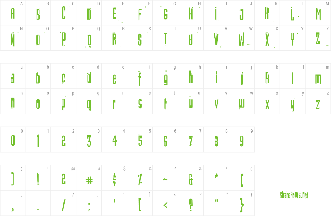 Download Free Font Tracing