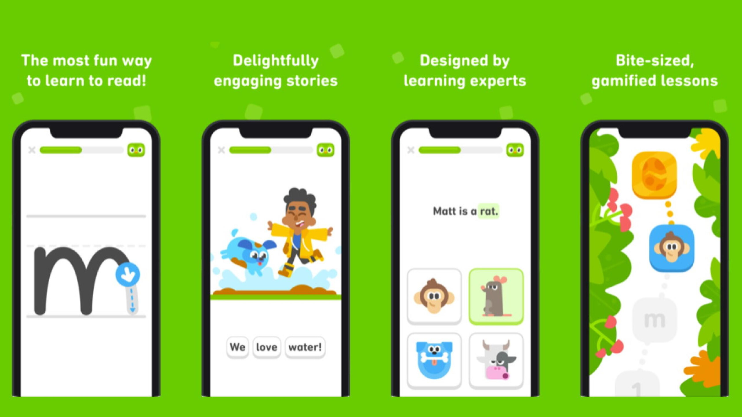 Duolingo Abc App Teaches Kids To Read For Free | Pcmag