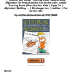 Ebook) Pdf Letter Tracing Book Handwriting Alphabet For