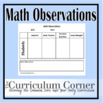 Editable Math Management Binder | Small Group Math, Guided