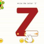 English Alphabet Tracing A-Z