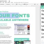 Extensis Fonts - G Suite Marketplace