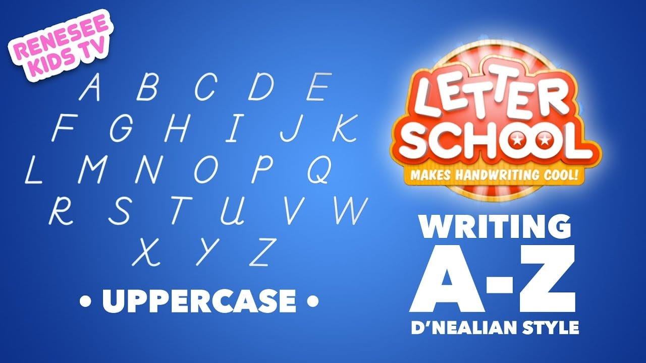 Extremely Useful Ipad Apps For Letter Formation