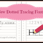 Font Activities - Fonts And Activities Go Hand In Hand