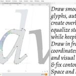 Fontlab 7. Pro Font Editor For Mac & Windows