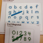 Found This Alphabet Tracing Board At Barnes And Noble. The