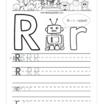 Free Letter R Worksheets For Preschool - Clover Hatunisi