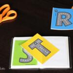 Free Letter Tracing Roads - Playdough To Plato