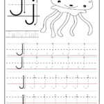 Free Printable Worksheet Letter J For Your Child To Learn