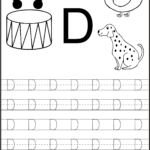 Free Printable Worksheets - Contents | Alphabet Tracing